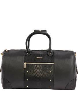 Ellisa Weekend Travel Bag by Bebe