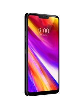 G7 Thin Q 64 Gb Smartphone (Unlocked, Black) by Lg