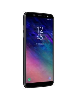 Galaxy A6 Sm A600 U 32 Gb Smartphone (Unlocked, Black) by Samsung