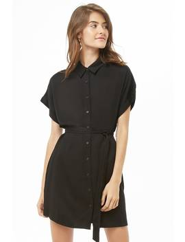 Mini Shirt Dress by Forever 21