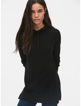 Hooded Pullover Sweater Tunic by Gap