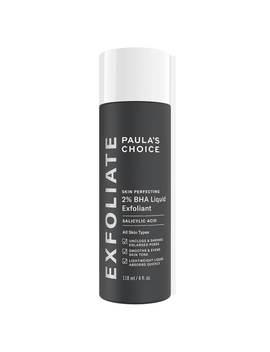 Paula's Choice Skin Perfecting 2% Bha Liquid Exfoliant (118ml) by Look Fantastic