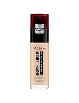 L'oréal Paris Infallible 24hr Freshwear Liquid Foundation (Various Shades) by Look Fantastic
