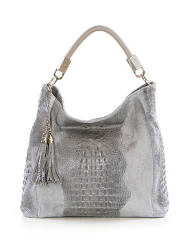 Flannery Handbag In Gray by General
