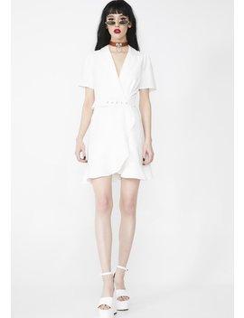 Bae In Control Mini Dress by Lelis
