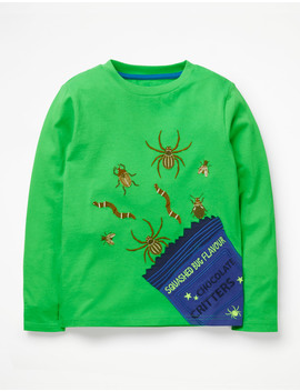 Terrible Treats T Shirt by Boden