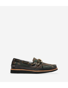 Men's Pinch Rugged Camp Moc Loafer by Cole Haan