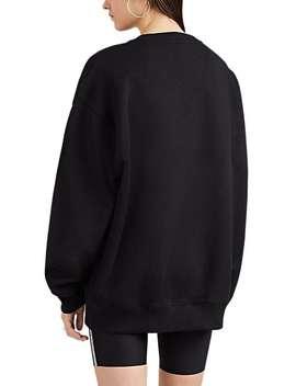 Forba Cotton Terry Sweatshirt by Acne Studios