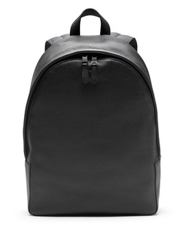 Leather Backpack by Banana Repbulic