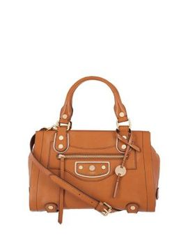 Pismo Pearl Madeline Leather Satchel by Lodis
