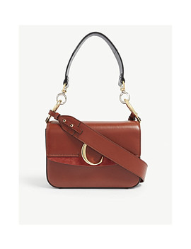 C Small Leather Shoulder Bag by Chloe