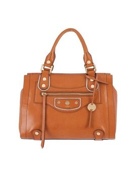 Lodis Women's Pismo Pearl Madeline Satchel Toffee by Lodis