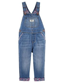 Denim Overalls   Highline Blue Wash by Oshkosh