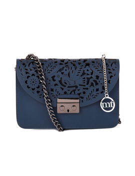 Daphne Handbag In Navy by General