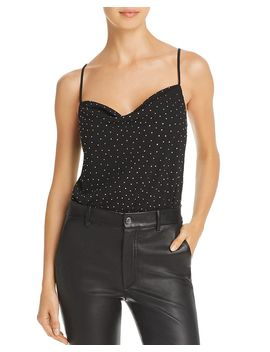 Cosmo Embellished Bodysuit by Astr The Label