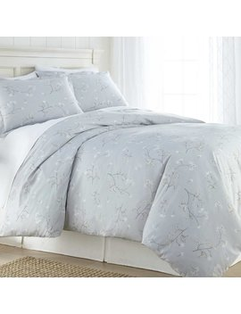 Tabor Cotton Reversible Duvet Cover Set by August Grove