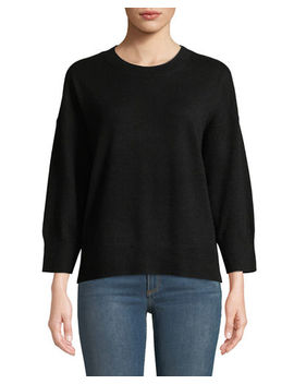 Melanie Wool Blend Sweater by Equipment