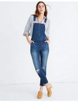 Roadtripper Overalls In Brodie Wash by Madewell