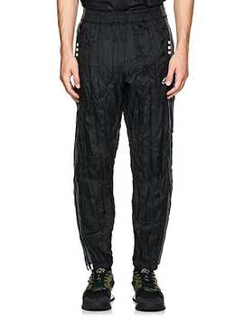 Crinkled Tech Fabric Tear Away Track Pants by Adidas Originals By Alexander Wang