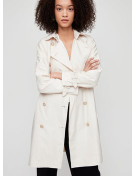 Theodore Trench Coat by Babaton