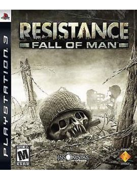 Play Station 3 : Resistance: Fall Of Man Video Games by Ebay Seller