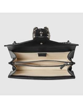 حقيبة كتف ديونيسوس من الجلد by Gucci