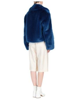 Dries Van Noten Faux Fur   Coats And Jackets by Dries Van Noten