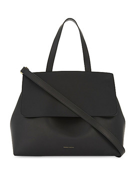 Vegetable Tanned Leather Lady Bag by Mansur Gavriel