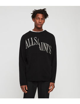 Split Saints Jumper by Allsaints