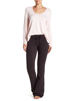 Stretch Flare Leg Sweatpants by Barefoot Dreams