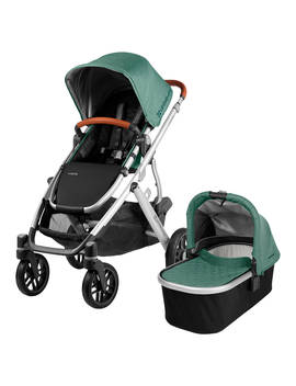 Upp Ababy Vista Pushchair And Carrycot, Emmett by Upp Ababy