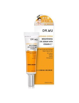 Dr. Wu Whitening System Brightening Eye Serum With Vitamin C  0.4oz   0.4 Oz by Dr. Wu