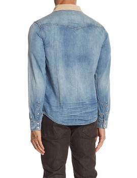 Doom Long Sleeve Shirt by Allsaints