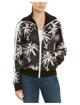 Pam & Gela Palm Tree Track Jacket by Pam & Gela