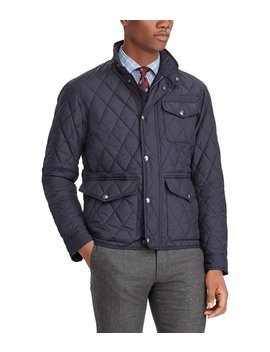 Big & Tall Quilted Jacket by Polo Ralph Lauren
