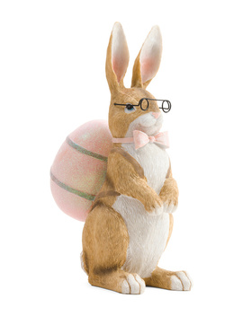 13.5in Bunny With Backpack by Tj Maxx