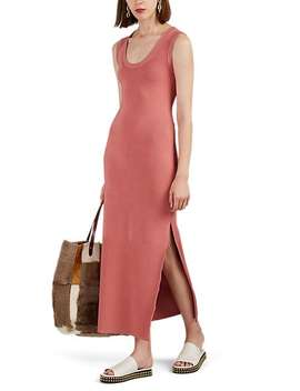 Cobra Compact Knit Midi Dress by Land Of Distraction