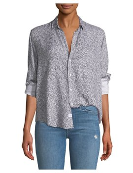 Ditsy Floral Button Down Top by Frank & Eileen