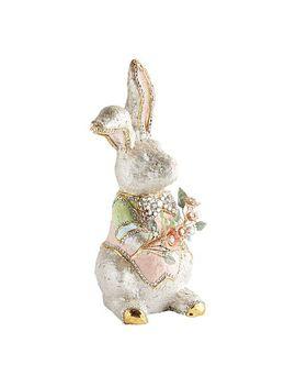 Capiz Bunny With Bow Tie by Pier1 Imports
