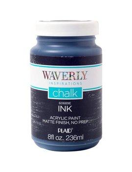 Waverly Inspirations Matte Chalk Finish Acrylic Paint By Plaid, Elephant, 8 Oz. by Waverly