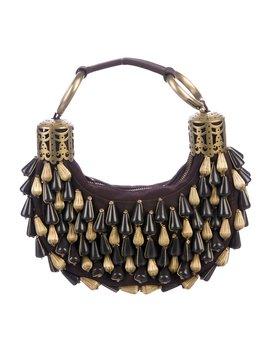 Embellished Mini Handle Bag by Chloé