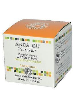Andalou Naturals Pumpkin Honey Glycolic Mask X 50ml by Ebay Seller