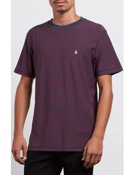 Volcom Randall Crew Neck T Shirt by Pacsun
