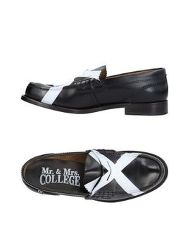 Mr. & Mrs. College Mocassino   Scarpe by Mr. & Mrs. College