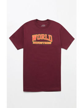 World Industries Retro Hero T Shirt by Pacsun