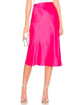 X Revolve Paulina Slip Skirt by Amanda Uprichard