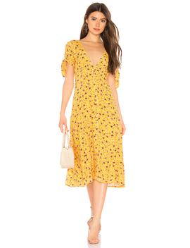Hermosa Midi Dress by Privacy Please