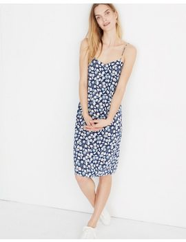 Cami Slip Dress In French Floral by Madewell