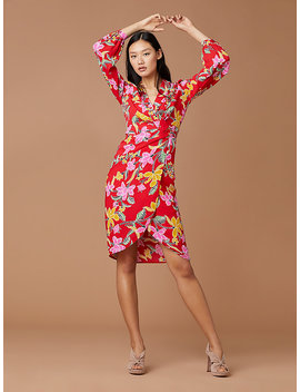 Carla Tulip Dress by Dvf