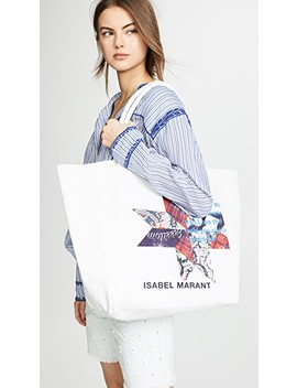 Yenky Tote by Isabel Marant